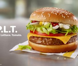 Beyond Meat y McDonald's