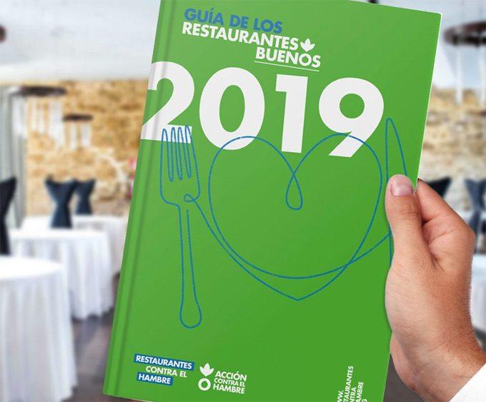 Guía de restaurantes buenos