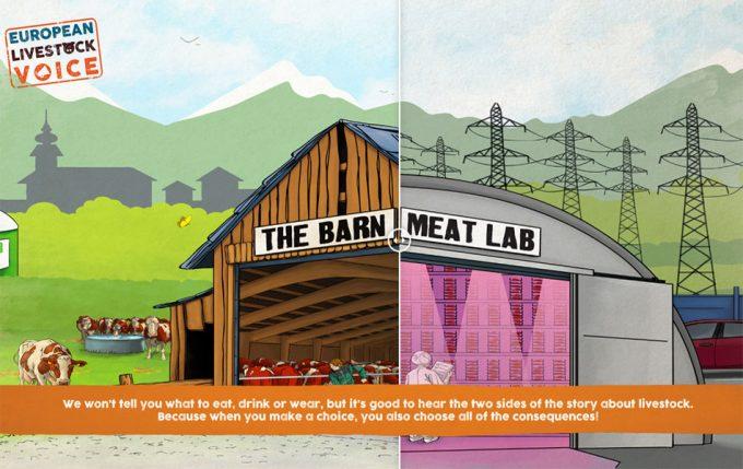 Promoción de la ganadería y el consumo de carne