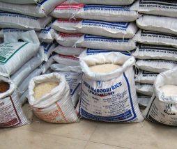 Adulteración del arroz