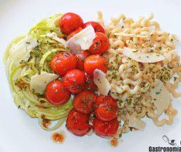 Recetas con calabacín vegetarianas