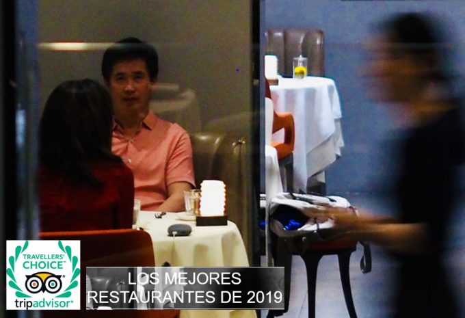 Restaurantes recomendados por TripAdvisor