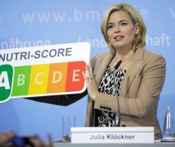 Etiquetado NutriScore en Alemania