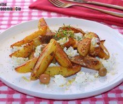 Receta de patatas