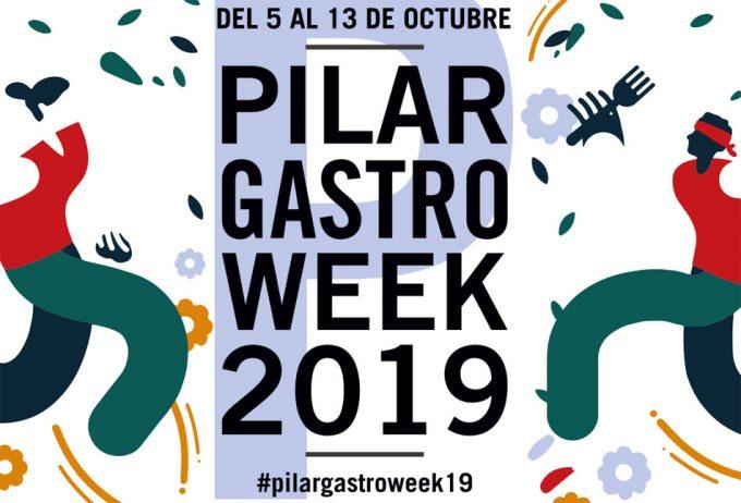 Las fiestas gastronómicas del Pilar