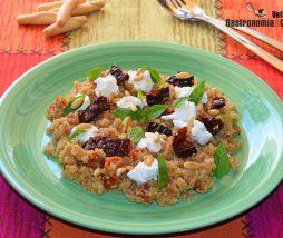 Receta de quinoa