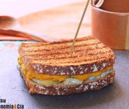 Receta de sándwich caliente