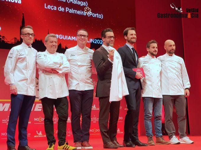 Guía Michelin España y Portugal 2020