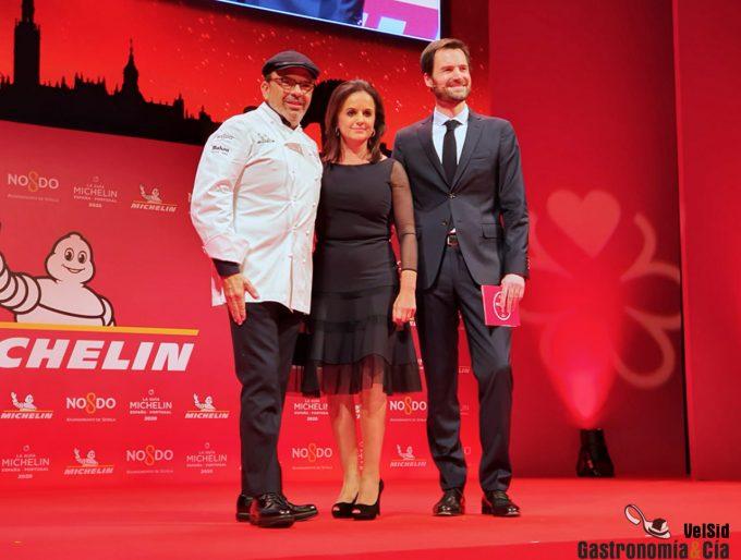 Tres estrellas Michelin