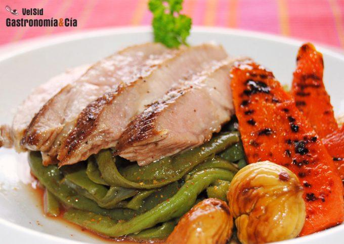 Recetas de carne con verdura