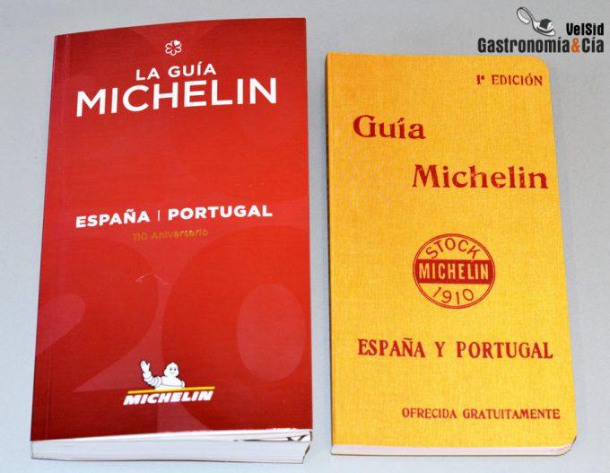 Nuevas estrellas Michelin