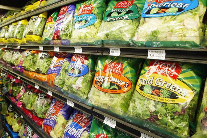 Alimentos que se asocian al desperdicio alimentario