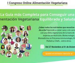 Guía para una alimentación vegetariana saludable y equilibrada