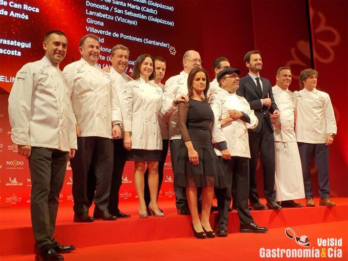 Guía Michelin España 2020