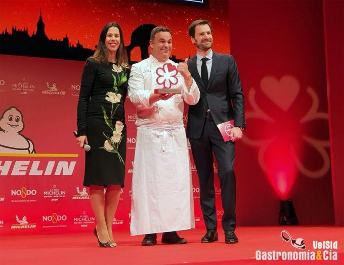 Premio Michelin a la sostenibilidad