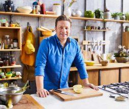 Recetas vegetarianas de Jamie Oliver