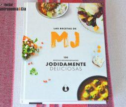 El libro de Las Recetas de MJ
