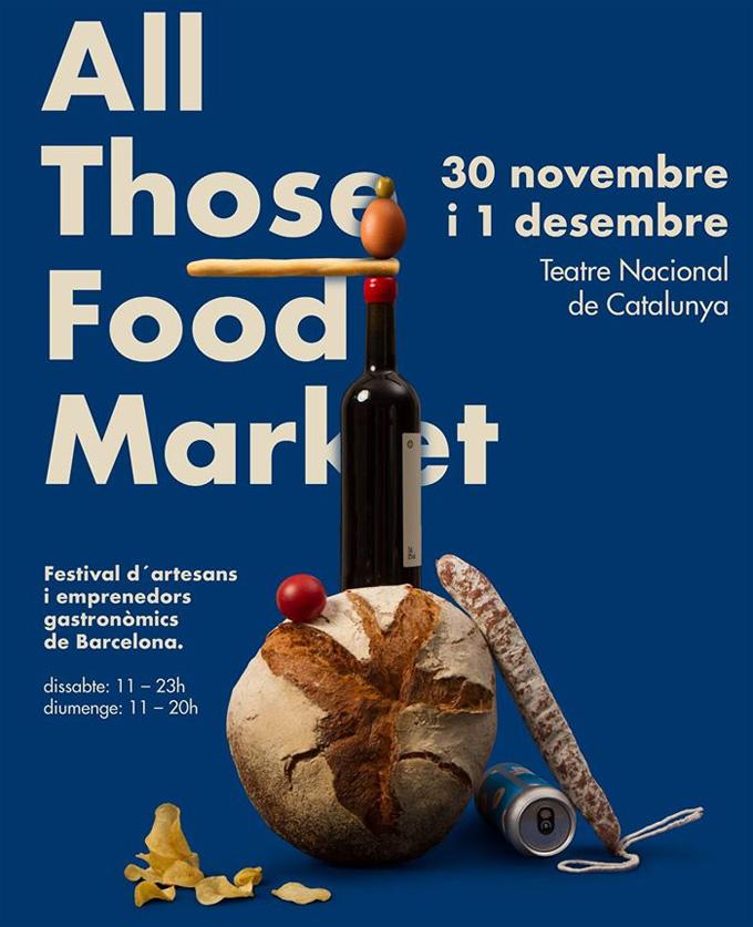 All Those Food Market