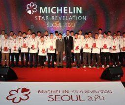 Nuevas estrellas Michelin en Seul