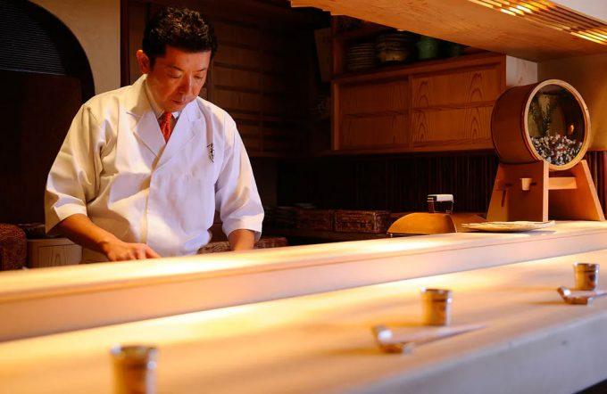 Nuevo tres estrellas Michelin en Tokio