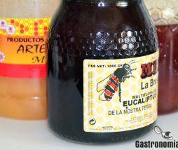 Identificar la procedencia de la miel en el etiquetado