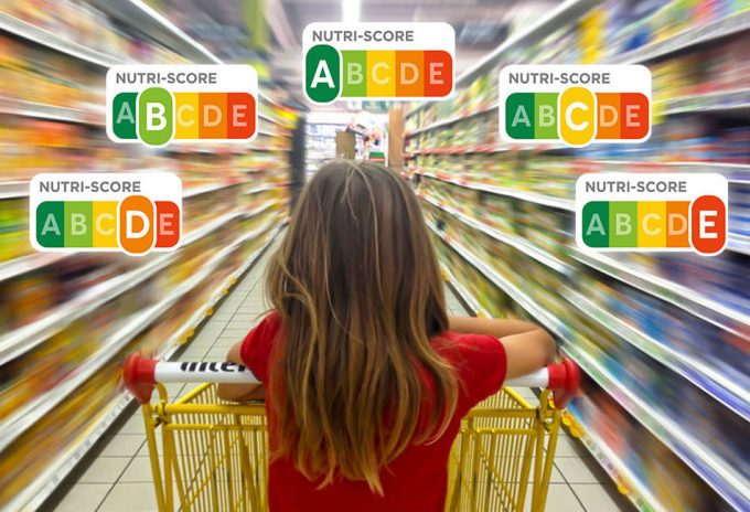 Etiquetado alimentario Nutri Score