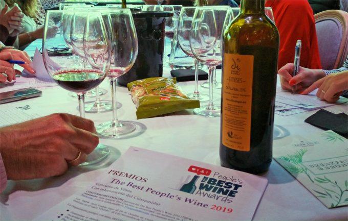 Premios vinos