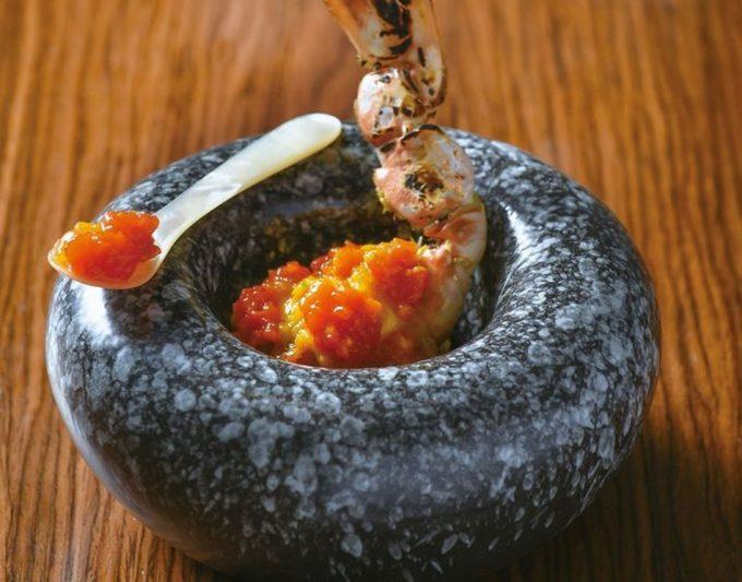 Restaurantes estrella Michelin en Tailandia