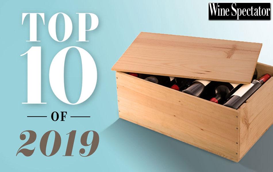 Lista de los 10 Mejores Vinos del Mundo 2019 según Wine Spectator