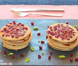 Receta de tortitas saludables