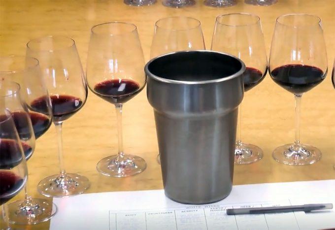 Lista de vinos de Wine Spectator