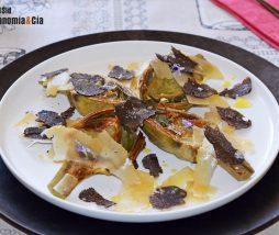 Receta de alcachofas para un menú festivo