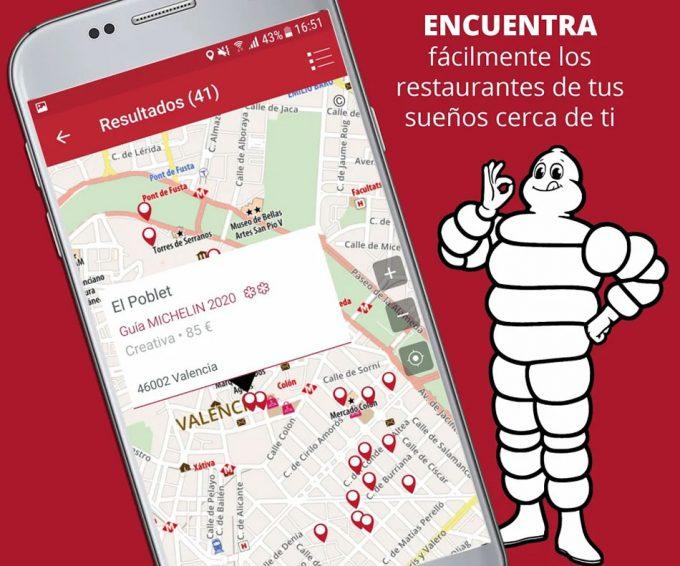 Restaurantes Michelin en España