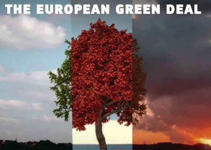 The European Green Deal