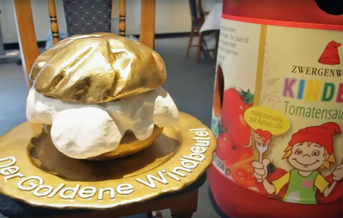 Zwergenwiese recoge el Goldener Windbeutel 2019