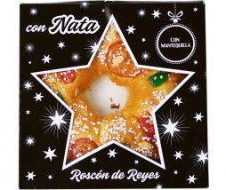 Calidad de los roscones de Reyes de los supermercados