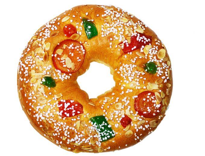 Roscón de Reyes de supermercados Día