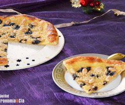 Receta de tarta de hojaldre