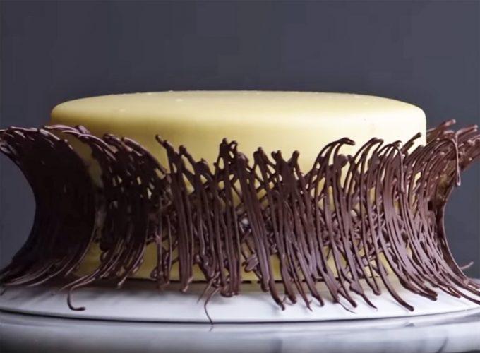 Chocolate y pasteles