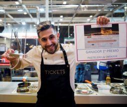Premio Pastelero Revelación Madrid Fusión