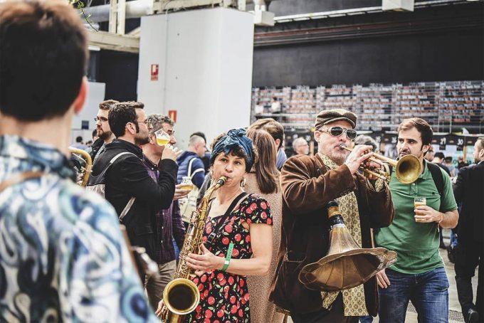 Festival cerveza Barcelona