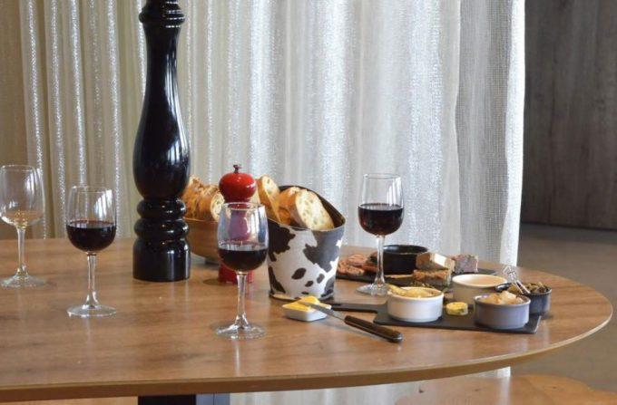 Selección de restaurantes franceses Bib Gourmand