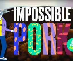 Carne de cerdo de Impossible Foods