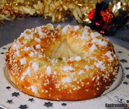 Receta de Roscón de Reyes