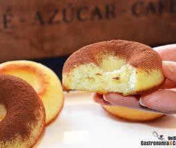 Donuts al horno sin gluten