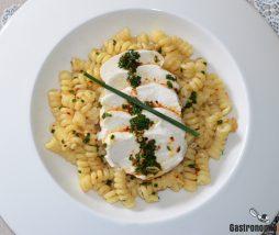 Receta vegana de pasta
