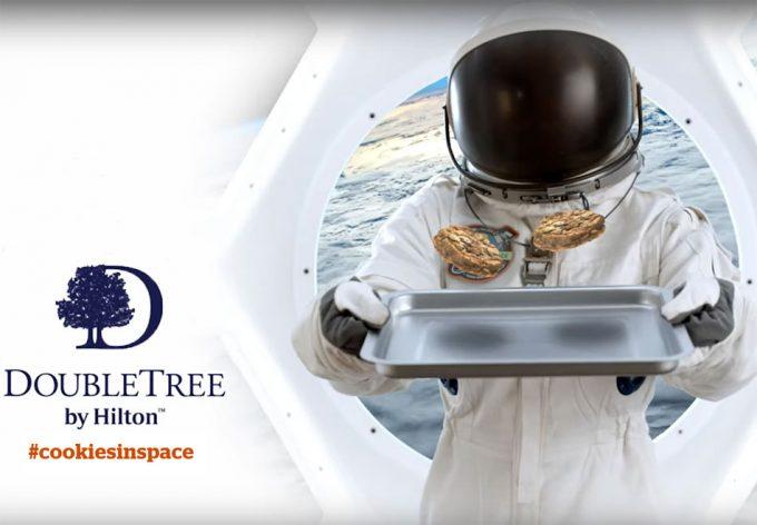 Hornear galletas en la Estación Espacial Internacional