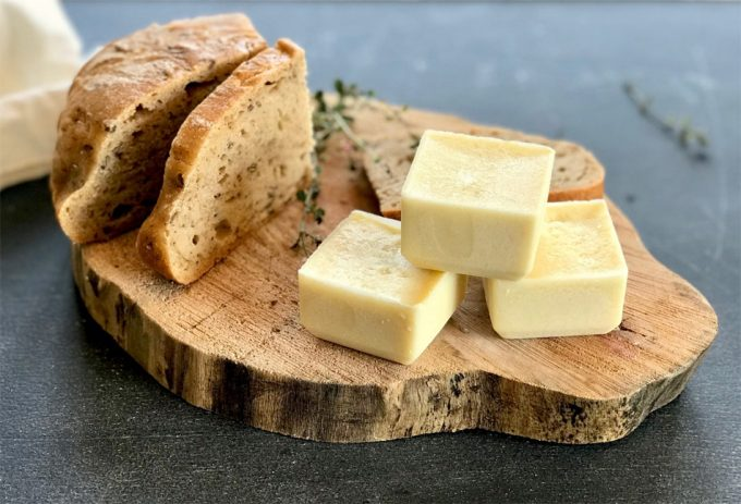 Mantequilla vegana. Vegan butter