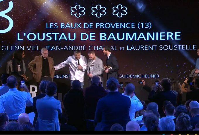 Nuevos restaurantes con estrella en Francia