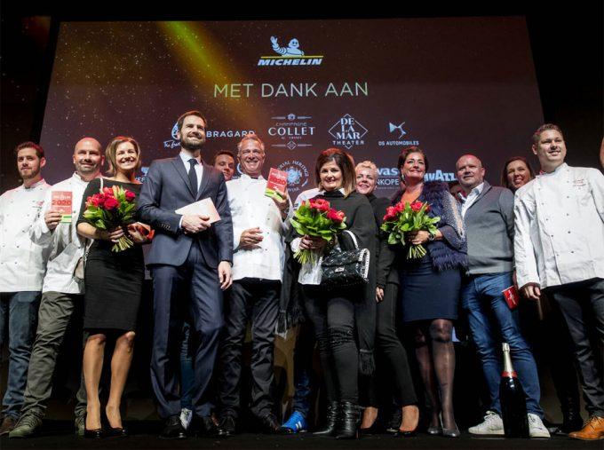 Guía Michelin Holanda 2020